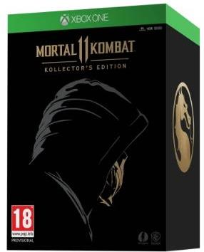 Mortal Kombat 11 (Kollector's Edition)