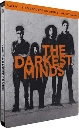 The Darkest Minds - Darkest Minds - Rébellion (2018) (Limited Edition, Steelbook, 4K Ultra HD + Blu-ray)