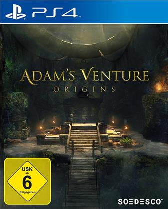 Best of Adam's Venture Origins