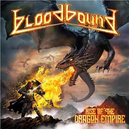 Bloodbound - Rise Of The Dragon Empire (Limited Digipack, CD + DVD)