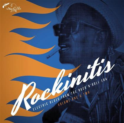 Rockinitis 01 + 02 - Electric Blues From The Rock'N'Roll Era