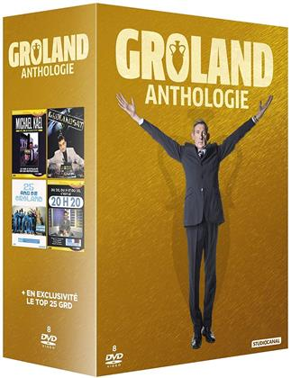 Groland Anthologie (8 DVDs)
