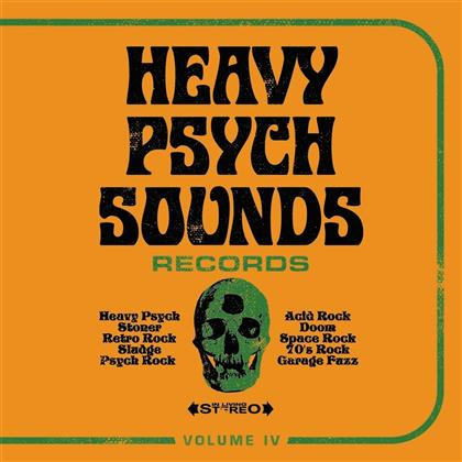 Heavy Psych Sounds Records - Sampler 4