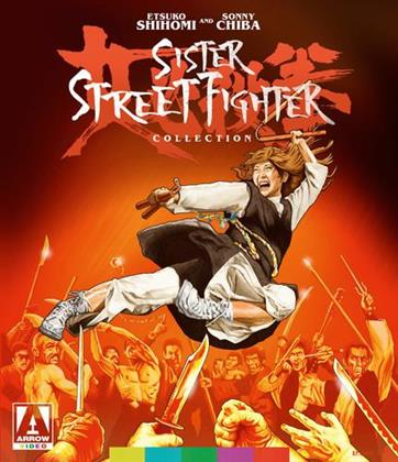 Sister Street Fighter Collection (2 Blu-ray)