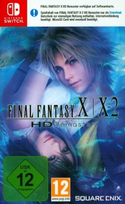 Final Fantasy XX/2 - HD Remastered