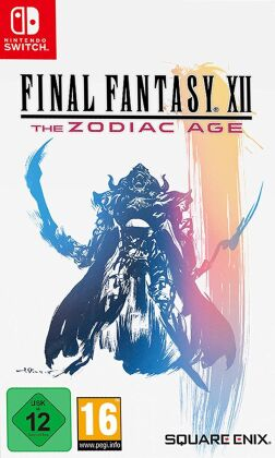 Final Fantasy 12 - The Zodiac Age (German Edition)