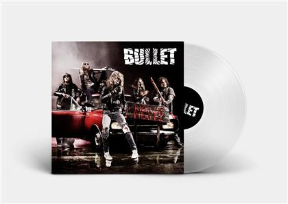 Bullet - Highway Pirates (2019 Reissue, RSD 2019, Limited Edition, Clear Vinyl, LP)