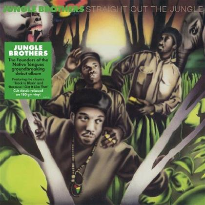 Jungle Brothers - Straight Out The Jungle (2019 Reissue, LP)