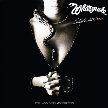 Whitesnake - Slide It In (2019 Reissue, Remastered, 2 LPs)