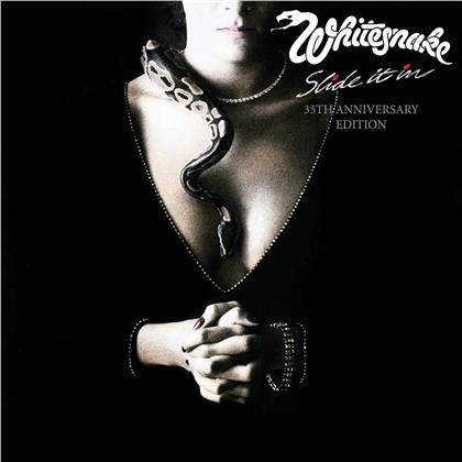 Whitesnake - Slide It In (2019 Reissue, Deluxe Edition, Remastered, 2 CDs)