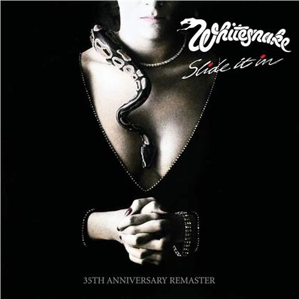 Whitesnake - Slide It In (2019 Reissue, US Mix, Remastered)