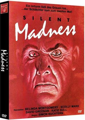 Silent Madness (1984) (Cover B, Limited Edition, Mediabook, Uncut, 2 DVDs)
