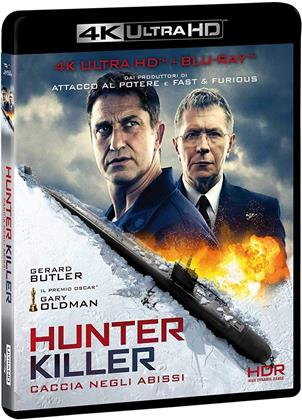 Hunter Killer - Caccia negli abissi (2018) (4K Ultra HD + Blu-ray)