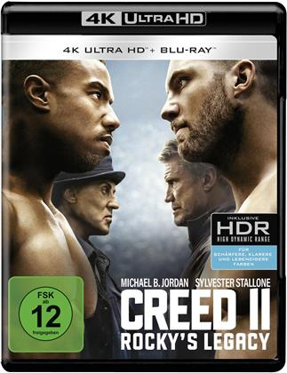 Creed 2 - Rocky's Legacy (2018) (4K Ultra HD + Blu-ray)