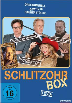 Schlitzohr Box (3 DVDs)