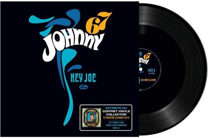 Johnny Hallyday - Hey Joe (LP)