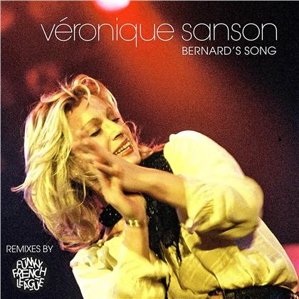 Veronique Sanson - Bernard's Song - Funky French League Remixes (LP)