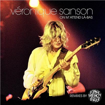 Veronique Sanson - On M'Attend La Bas - Funky French League Remixes (LP)