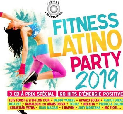 Fitness Latino Party 2019 (3 CDs)
