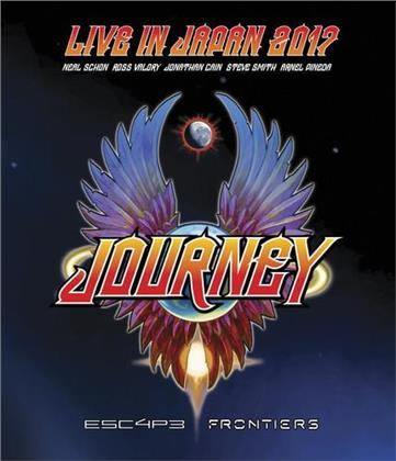 Journey - Escape & Frontiers - Live in Japan