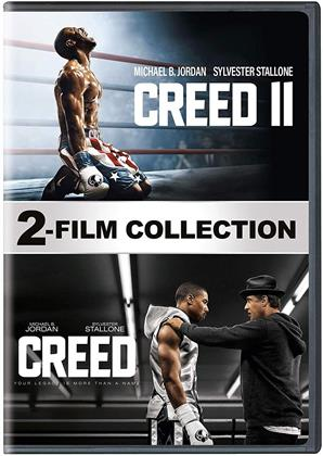 Creed (2015) / Creed 2 (2018) - 2-Film Collection (2 DVDs)