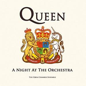 The Coda Chamber Orchestra & The Queen - A Night At The Orchestra
