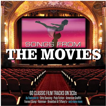 Songs From The Movies (3 CDs)