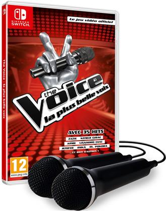 The Voice - La plus belle voix [+ 2 Mics]