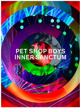 Pet Shop Boys - Inner Sanctum - Live At Royal Albert Hall (2 CDs + DVD + Blu-ray)