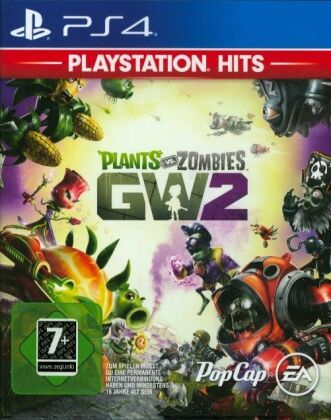 PlayStation Hits: Plants vs. Zombies - Garden Warfare 2