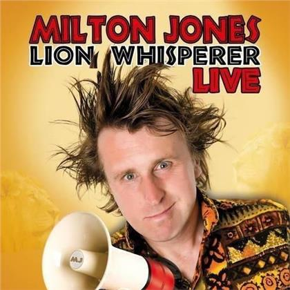 Milton Jones - Lion Whisperer (2019 Reissue)