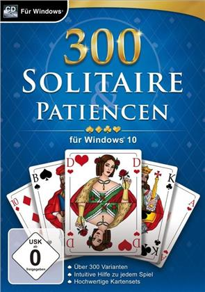 300 Solitaire & Patiencen