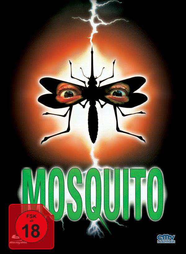 Mosquito (1995) (Limited Edition, Mediabook, Uncut, Blu-ray + DVD)