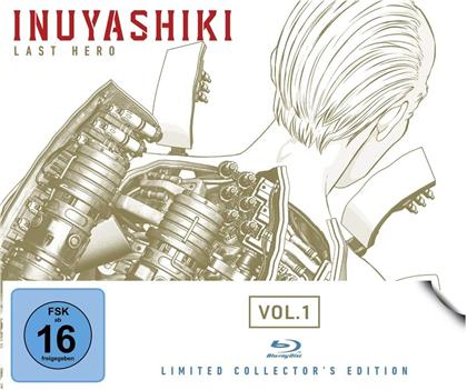 Inuyashiki - Last Hero - Staffel 1 - Vol. 1 (Limited Collector's Edition)