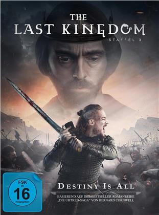 The Last Kingdom - Staffel 3 (5 DVDs)