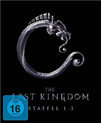 The Last Kingdom - Staffel 1-3 (13 DVDs)
