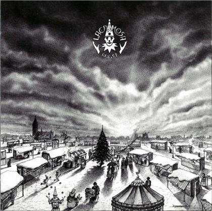 Lacrimosa - Angst (2019 Reissue, Limited Edition, LP)