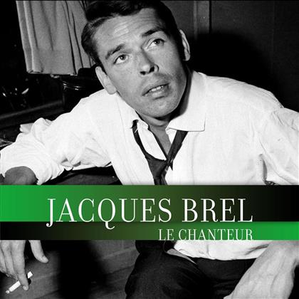 Jacques Brel - Le Chanteur (LP)