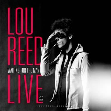 Lou Reed - Best of Waiting for the Man Live (LP)