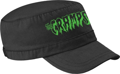 Cramps, The - Green Logo