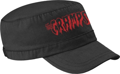 Cramps, The - Red Logo