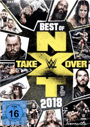 WWE: Best of NXT Takeover 2018 (2 DVDs)