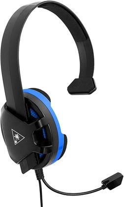 PS4 Headset TB Chat Headset Recon Chat Turtle Beach