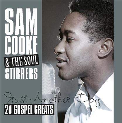 Sam Cooke - Just Another Day - 20 Gospel Greats (Vinyl Passion, LP)