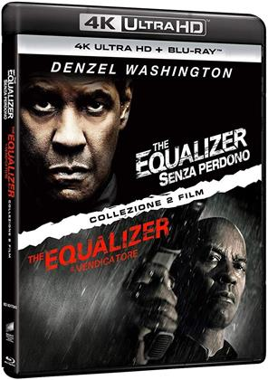 The Equalizer 1 & 2 - Collezione 2 Film (2 4K Ultra HDs + 2 Blu-ray)