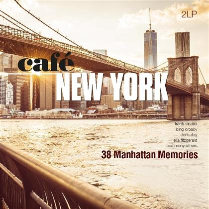Cafe New York (Vinyl Passion, 2 LPs)