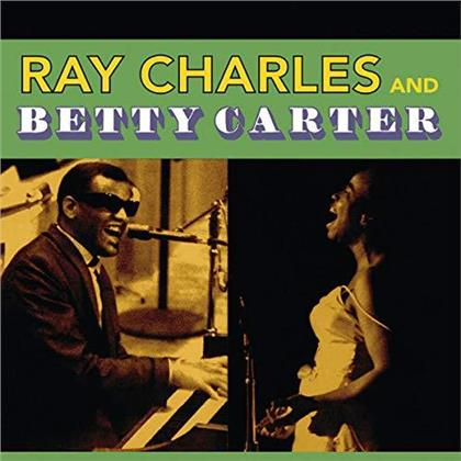 Charles Ray/Carter Betty - --- (2019 Reissue, Wax Love, LP)