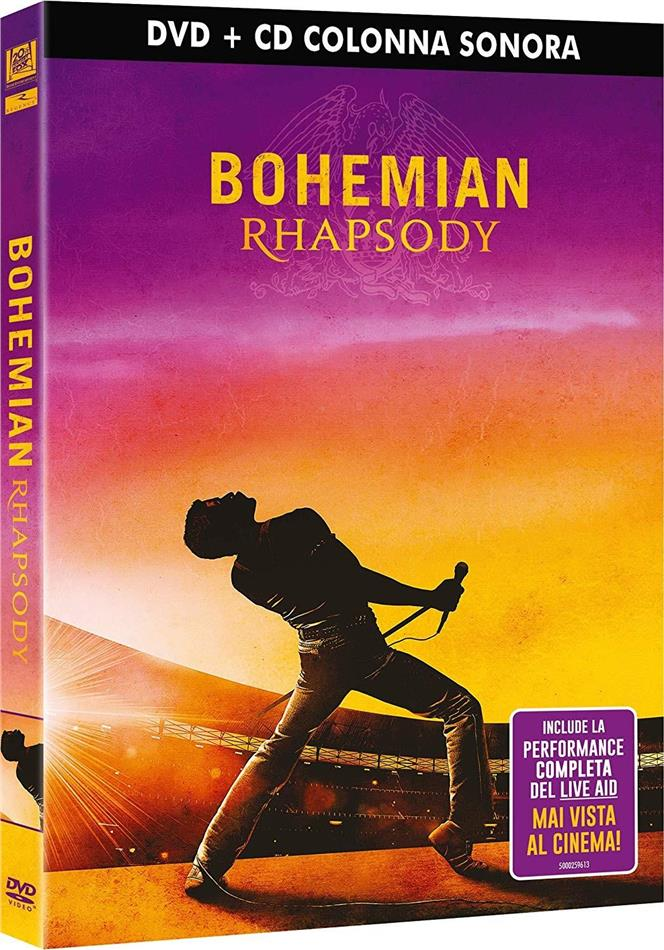 Bohemian Rhapsody (2018) (DVD + CD)