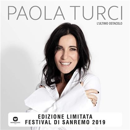 "Paola Turci - L'Ultimo Ostacolo (Limited Edition, 7"" Single)"