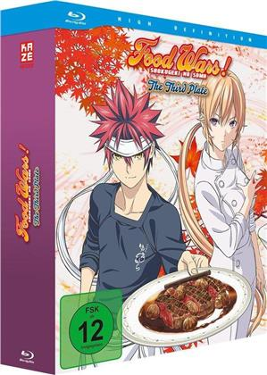 Food Wars! The Third Plate - Staffel 3 - Vol. 1 (+ Sammelschuber, Limited Edition)